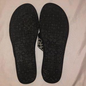 Coach Shoes - Coach Flip Flops / Sandals
